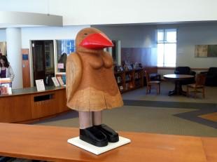 Birds of a Feather Art Exhibit