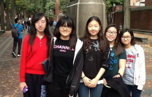 Dana Hall students seek Freedom in Boston
