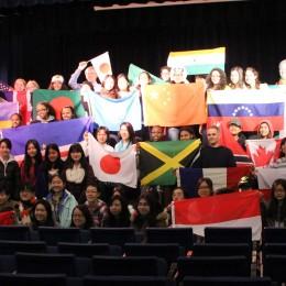 Dana Hall celebrates diversity of international students