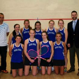 Dana Hall Varsity Squash concludes a successful season