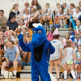 Athletic Clinics bring young athletes to campus