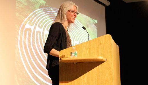 A passion for metaphors: Margot Singer '80