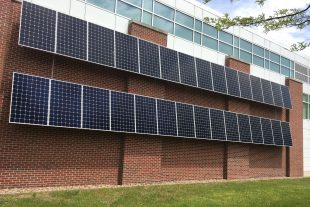 Saving the planet, one solar panel at a time