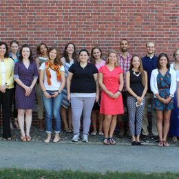 "New faculty join the Dana Hall ""big family"""