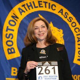 2007 BAA Boston Marathon Boston, Ma   April 16, 2007 Photo: Victah Sailer@Photo Run Victah1111@aol.com 631-741-1865