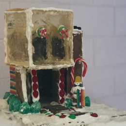Celebrate the Holidays With Gingerbread Houses