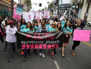 #metoo The Story of Sexual Harassment That Runs Deeper than Hollywood