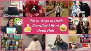 Dana Boarding: Life Hacks