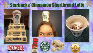 Starbucks' New Cinnamon Shortbread Latte Falls Very Short