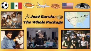 José Garcia: the Whole Package
