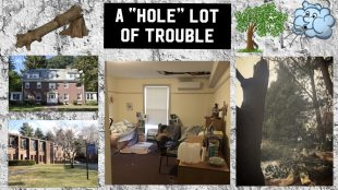 "A ""Hole"" Lot of Trouble"