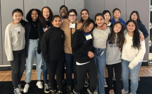 "Middle Schoolers explore ""Diversity without Divisiveness"""