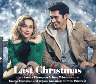 Last Christmas: merry and bright