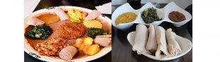 An Ethiopian treat in the heart of Boston: Lucy's Ethiopian Cafe