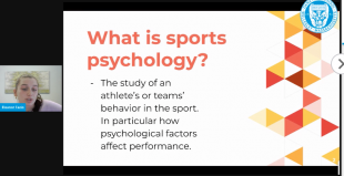 She Sails Presents: Sports and Performance Psychology with Eleanor Fazio '21